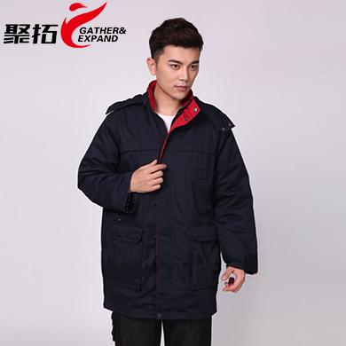 冬季羽绒工作服MF121