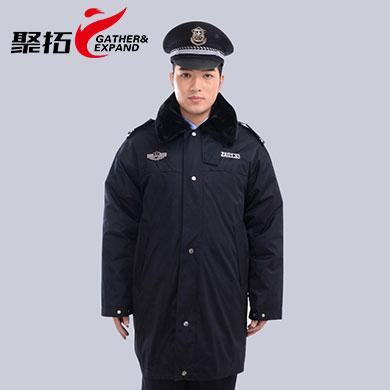 冬季棉服保安服大衣