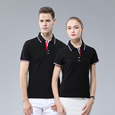 黑色T恤衫IM9908-4