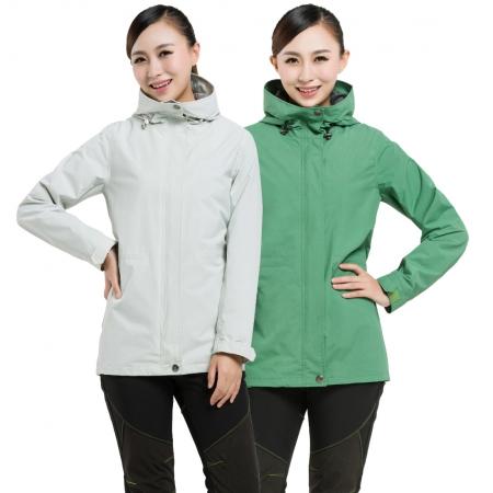 市面上的冬季冲锋衣有几种?